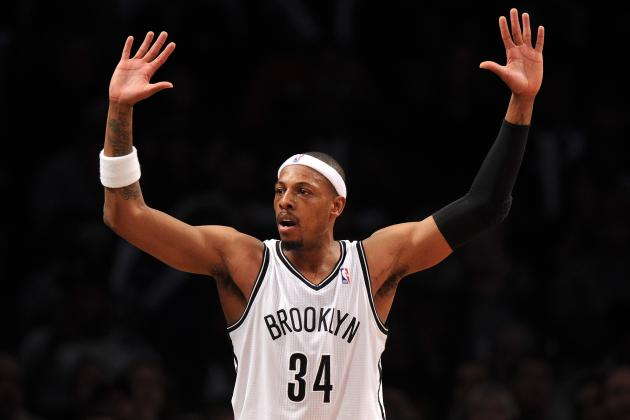 Can Paul Pierce Provide Washington Wizards with What They Need?