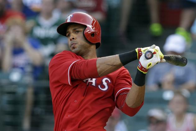 MLB Trade Rumors: Rounding Up Buzz on Alex Rios, Yankees' Pitching Search, More