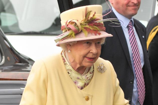 Queen Elizabeth's Horse Tests Positive for Morphine