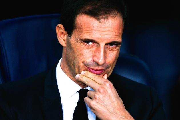 Juventus Need Continuity and Variety from Massimiliano Allegri