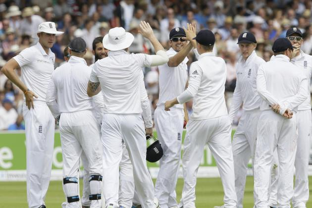 England Reveal Squad for 3rd Test Match vs. India