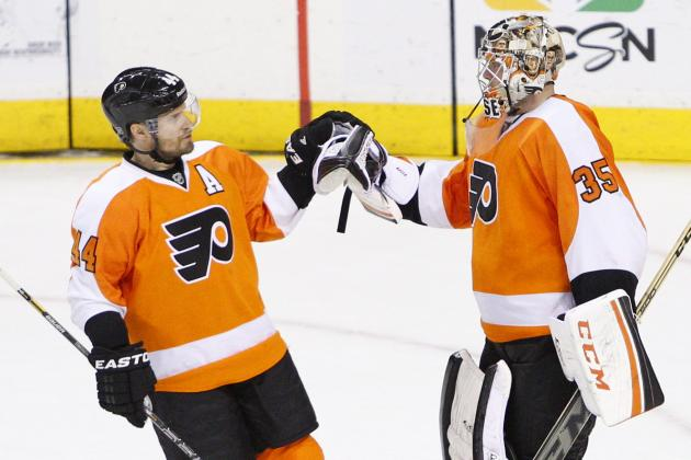 Flyers to Be Nationally Televised 16 Times in 2014-15