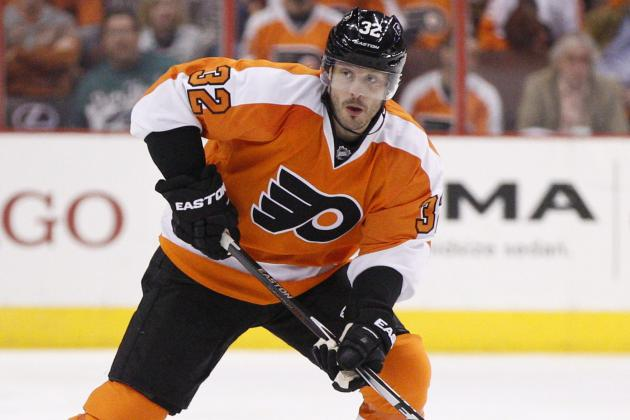 Mark Streit Deserves to QB the First Power Play