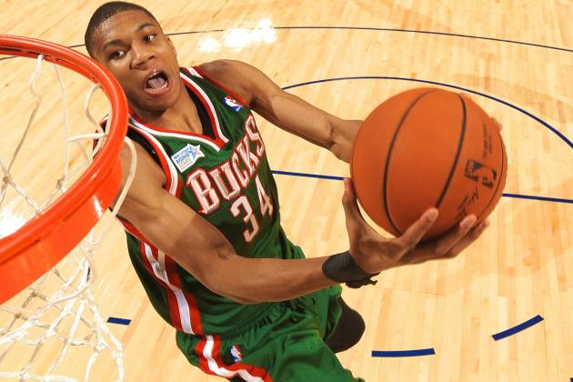 Giannis Antetokounmpo on Star Path That the NBA Has Never Seen Before