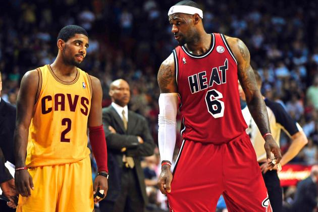 LeBron James' Return Is Best-Possible Scenario for Kyrie Irving to Blossom