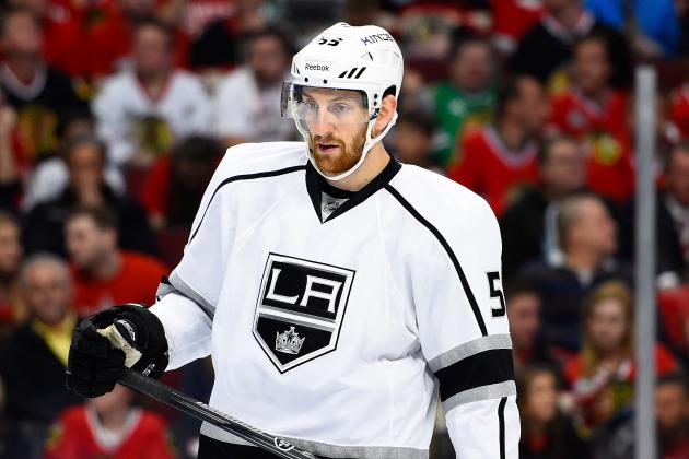 LA Kings Re-Sign D Jeff Schultz to 2-Year Deal