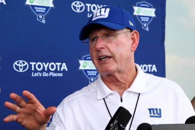 Coughlin Thinks Giants Will Be Rejuvenated Under New Offense