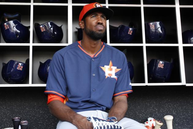 Quick Recovery Proving Elusive for Astros' Fowler