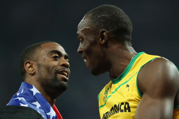 Usain Bolt Not Happy with Tyson Gay's Reduced Ban