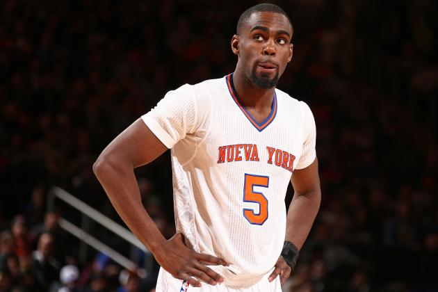 Is Tim Hardaway Jr. the New York Knicks' Shooting Guard of the Future?