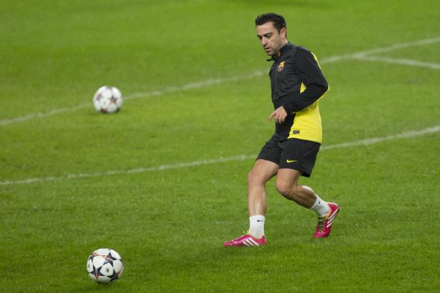 Barcelona Transfer News: Xavi's Presence Vital to Successful 2014-15 Campaign