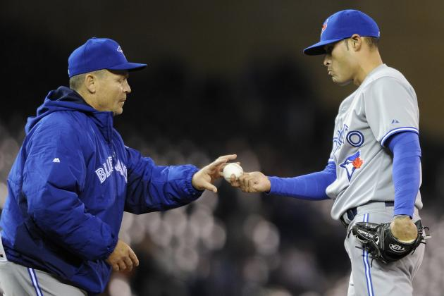 Sergio Santos' Demotion the Latest in Reliever's Difficult Career with Blue Jays