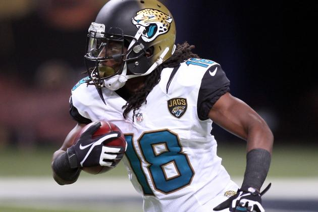 Jaguars Receiver Ace Sanders Faces Suspension