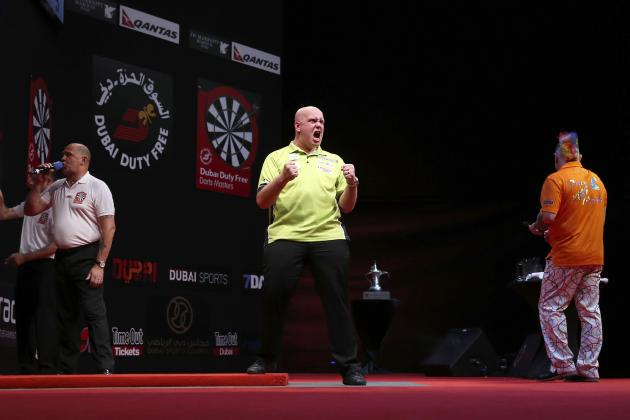 Darts World Matchplay 2014: Round 2 Results, Standings, Updated Draw, Fixtures