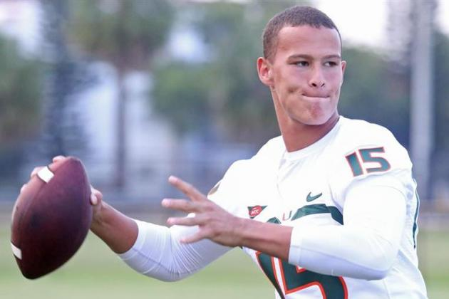 Miami Football: Previewing 3 Biggest Position Battles Heading into Fall Camp