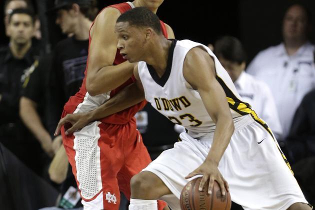 Kentucky Basketball: Grading Wildcats Targets at 2014 Nike Peach Jam