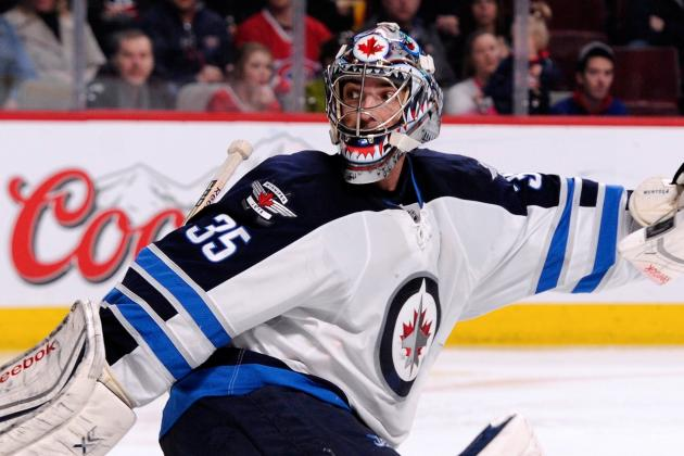 Montoya Wants to Do More Than Give Luongo 'a Night Off' in Florida