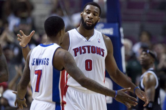 Pistons 2014-15 Schedule: Top Games, Championship Odds and Record Predictions