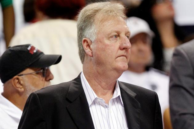 Larry Bird Disappointed Pacers Lost Stephenson