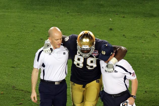 Notre Dame Graduate, Professor Pursue Concussion Research