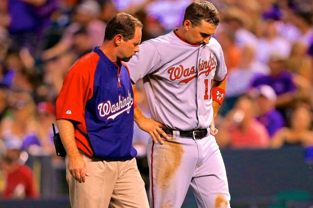 Ryan Zimmerman Injury: Updates on Nationals Star's Hamstring and Return