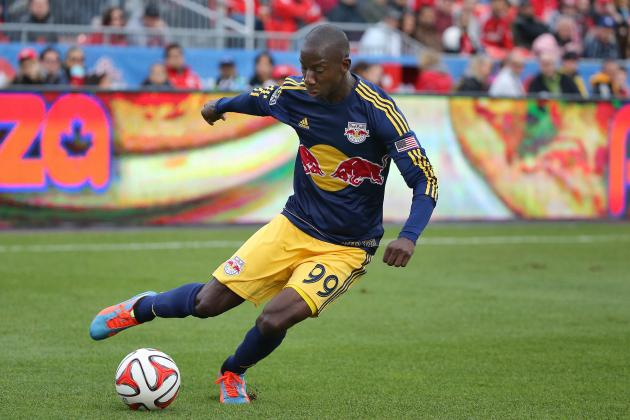 Meet Bradley Wright-Phillips: The Quiet, Rarely Flashy Forward Taking over MLS