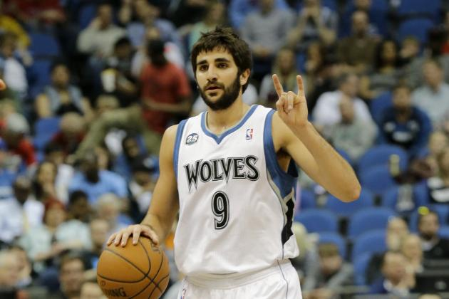 Timberwolves 2014-15 Schedule: Top Games, Championship Odds, Record Predictions