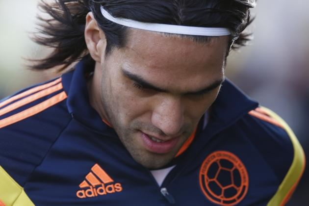 Real Madrid Transfer News: Radamel Falcao Won't Push to Follow James Rodriguez