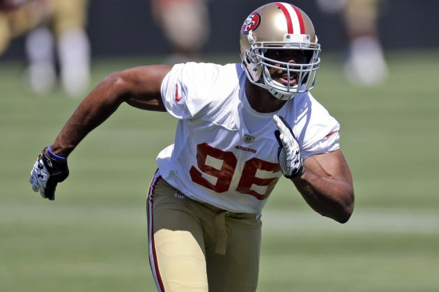 Meet Corey Lemonier, the San Francisco 49er OLB Set to Break out This Summer