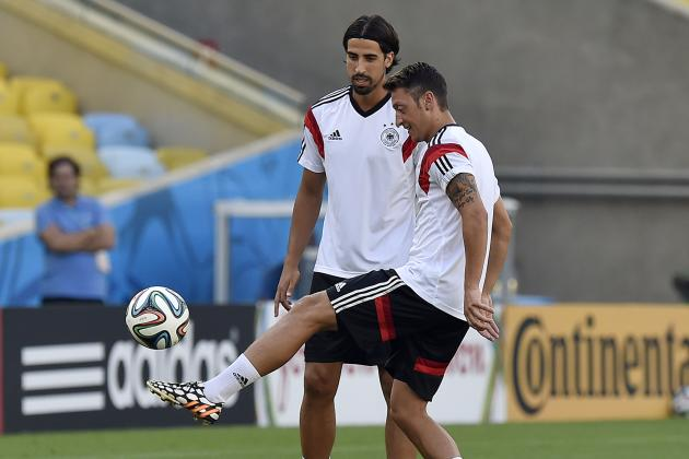 What Sami Khedira Could Bring to Arsenal