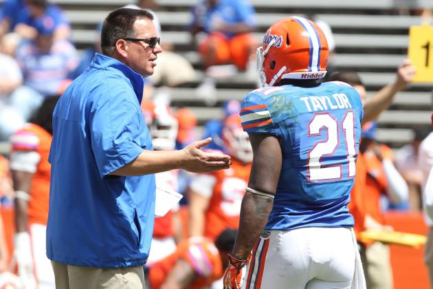 Florida Football: Predicting the Depth Chart Heading into Fall Camp