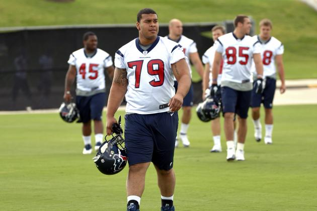 Meet Brandon Brooks, Houston Texans Right Guard Set to Break out This Summer