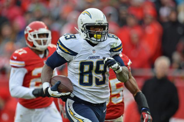 Meet Ladarius Green, San Diego's Tight End Set to Break out This Summer
