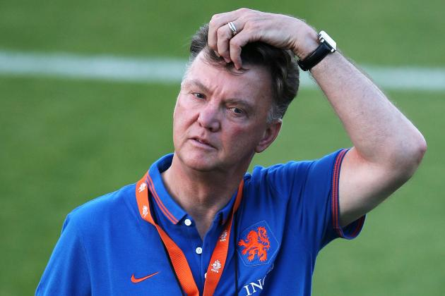 Louis van Gaal Slams Manchester United's Preseason Tour, Talks Transfer Plan