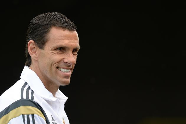 Gus Poyet Still Hopeful on Fabio Borini and Other Deals