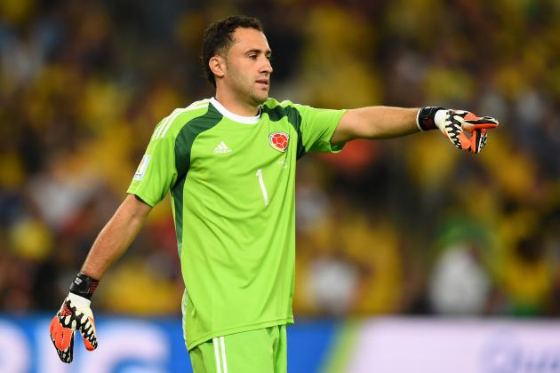 David Ospina's Arrival Would Be a Huge Challenge to Wojciech Szczesny