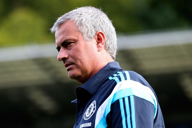 Chelsea Manager Jose Mourinho Making All the Right Moves Ahead of New Season
