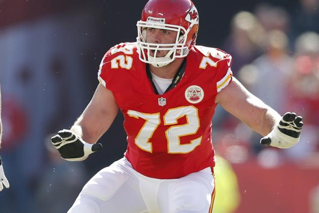 Chiefs' Eric Fisher Gets Bigger in Hopes of Being Better | Wichita Eagle