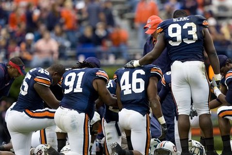 Auburn's Concussion Protocol Exceeds NCAA Guidelines