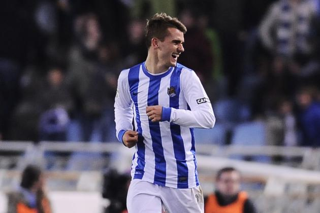 Transfers: What Would Real Sociedad's Antoine Griezmann Bring to Tottenham