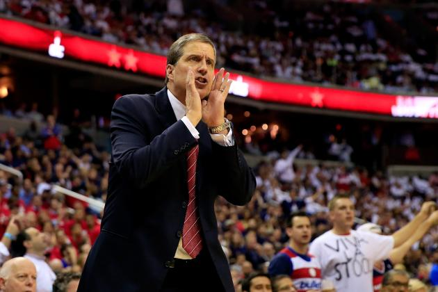 Wake-up call: Wizards want to lighten load on starters -- like Spurs