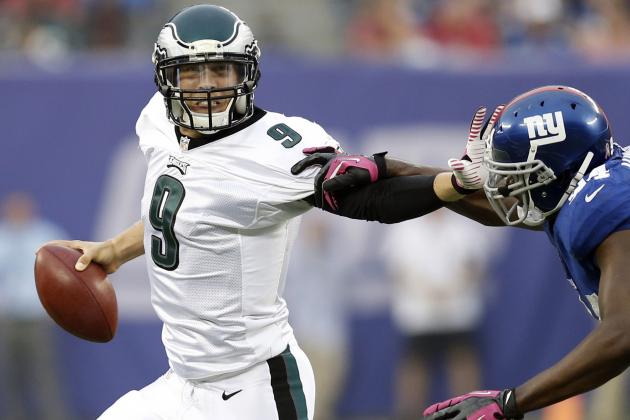 Debate: Who Is the Favorite to Win the NFC East?