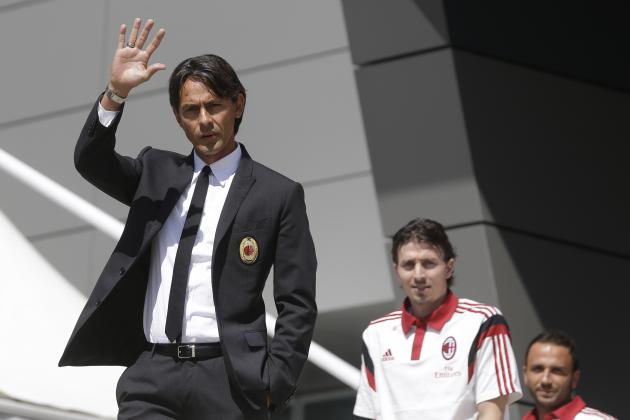 Olympiacos vs. AC Milan: How Milan Will Line Up for International Champions Cup