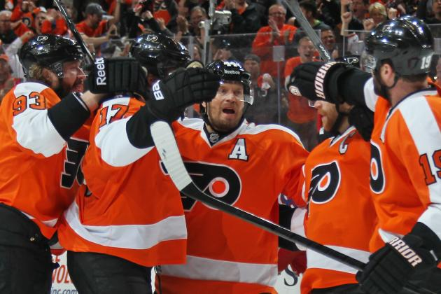 Flyers Get 16 National TV Games in 2014-15