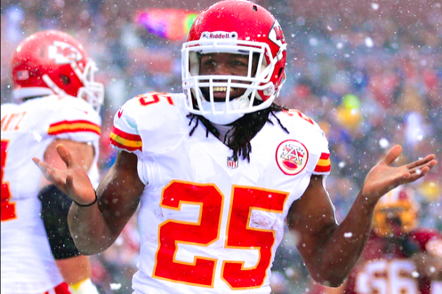 Jamaal Charles Contract: Latest News and Rumors on Negotiations with Chiefs