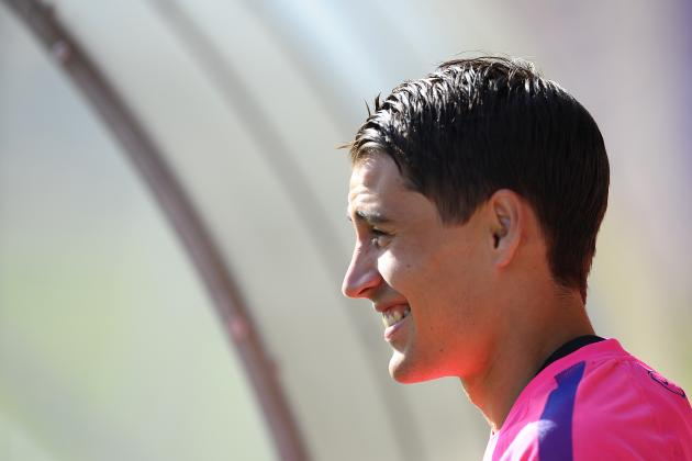Stoke City Signing Bojan Krkic a Sign of Club Progression and of Bojan's Fall