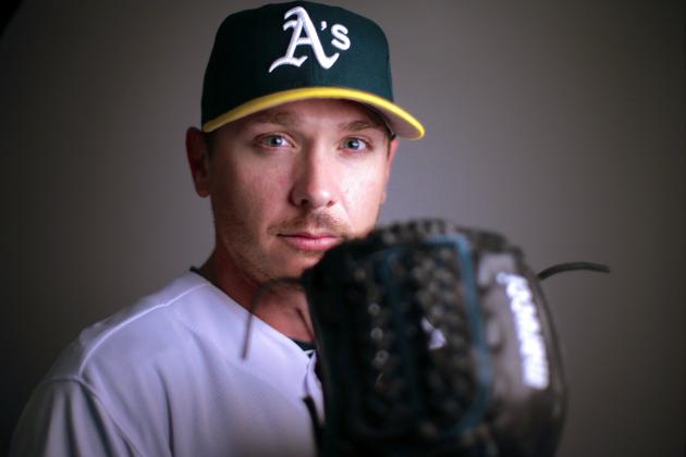 From the End of His Rope to Front of Rotation, Scott Kazmir Earning Straight A's