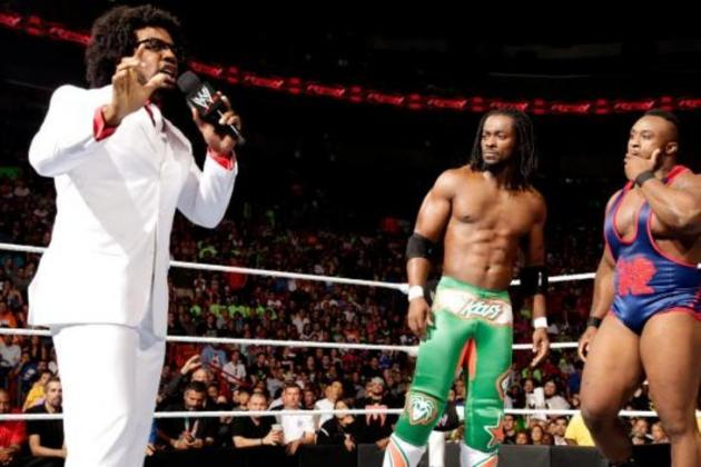 Positives and Negatives of Xavier Woods' New Gimmick
