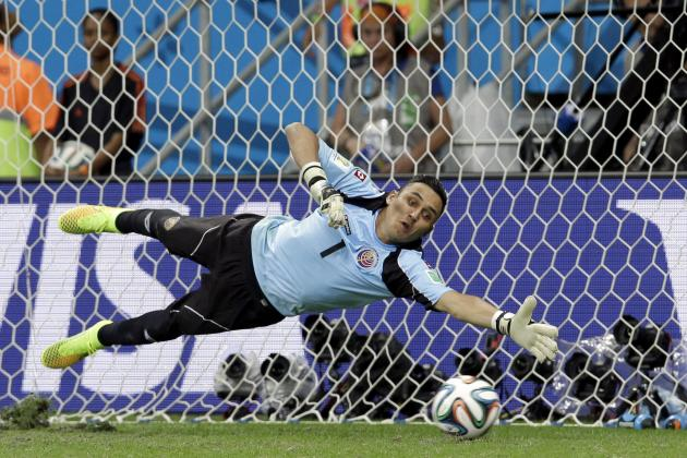 Real Madrid Transfer News: Keylor Navas Agreement Reportedly Reached