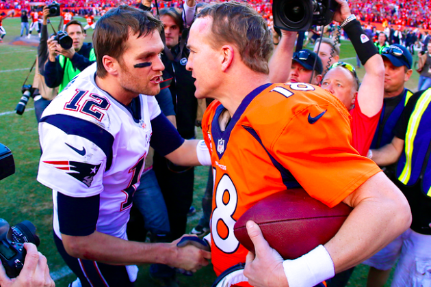 Mike Freeman's 10-Point Stance: No End in Sight for the Manning-Brady Era